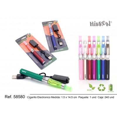 Cigarrillo electrónico 1,5cm x 14,5cm Hibron