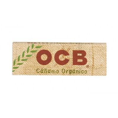 OCB ORGANIC 1 ¼, LIBRITO DE 50 HOJAS