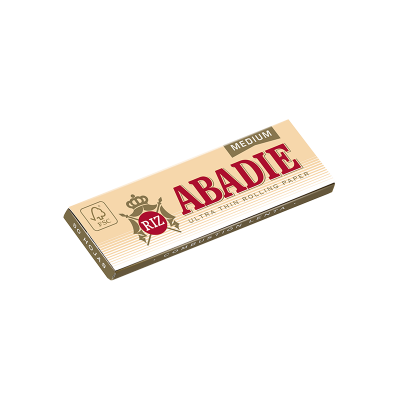 ABADIE MEDIUM 1, 1/4 DISPENSER 2X1€, LIBRITO 50 HOJAS