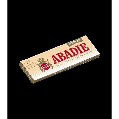 ABADIE MEDIUM 1, 1/4 DISPENSER 2X1€, LIBRITO 50 HOJAS