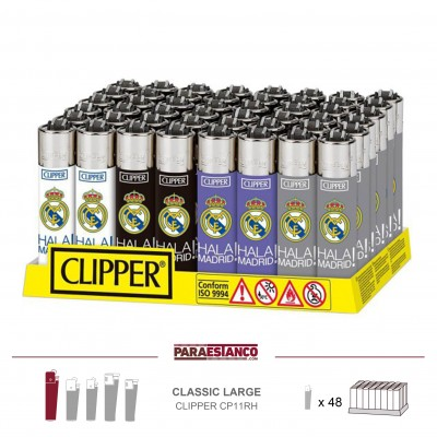 CLIPPER CP11RH, HALA MADRID, 1x48
