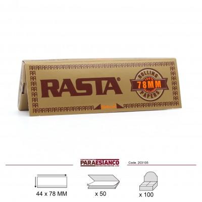 RASTA NATURAL 1, 1/4 , 2X1€, 100 LIBRITOS, LIBRITO DE 50 HOJAS