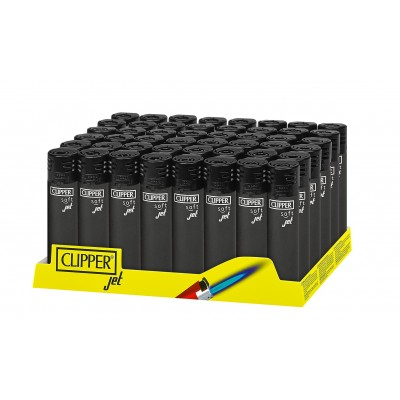 CLIPPER CP11RH, JET SOFT NEGRO, 1x48