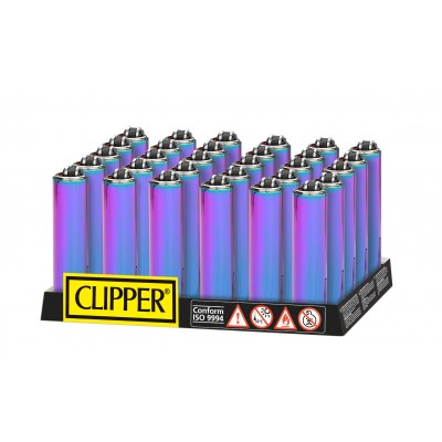 CLIPPER MICRO FUNDAS FCP100H, ICY, 1x30