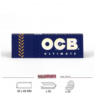 OCB ULTIMATE Nº1, LIBRITO DE 50 HOJAS