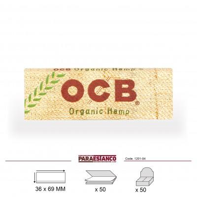 OCB ORGANICO No1, LIBRITO DE 50 HOJAS