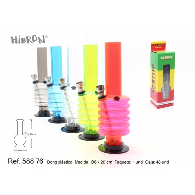 Ref: 58876 (Bongs / mini cachimba)FD-08 48p