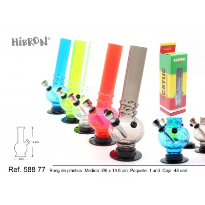 Ref: 58877 (Bongs / mini cachimba)FD-10 48p