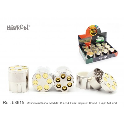 Ref: 58615 Metal molinillo 240