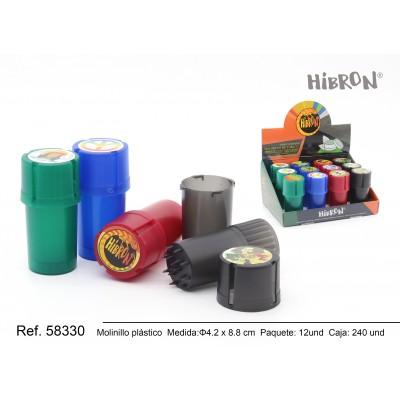 Ref: 58330 Plastico molinillo para fumar