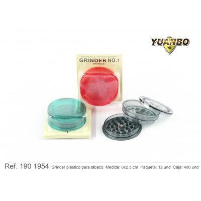 Ref: 1901954 Plastico molinillo para fumar-HX208