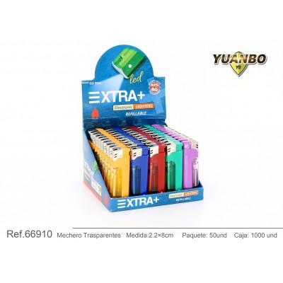 Ref: 66910 Mechero con led EXTRA+